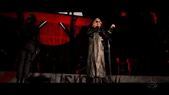 Roger Waters faz show nesta terça-feira em Porto Alegre