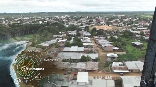 Terremoto atinge Peru, Colômbia, Equador e o Norte do Brasil