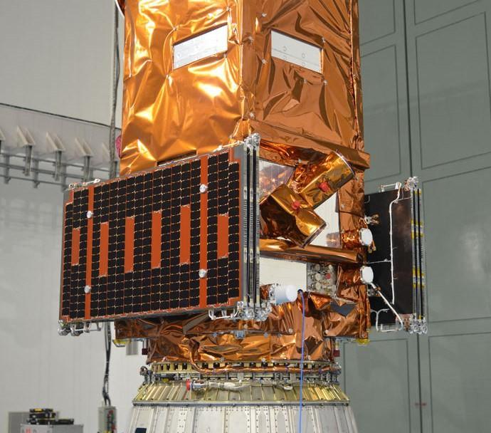 Satélite Amazônia 1, primeiro totalmente feito no Brasil, é lançado ao espaço