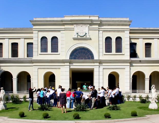 Museu da Imigração do Estado de SP (Foto: wikkimedia commons / José Pedro Viviani )