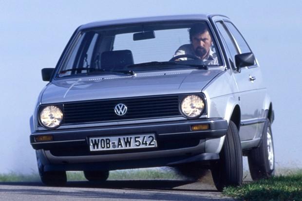 Volkswagen Golf segunda geração (Foto: Divulgação)