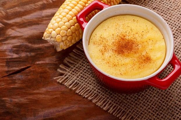 Curau de milho (Foto: Divulgação/Receita de Vovó)