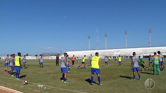 Palmeira-RN inicia preparação para tentar voltar à elite do futebol potiguar
