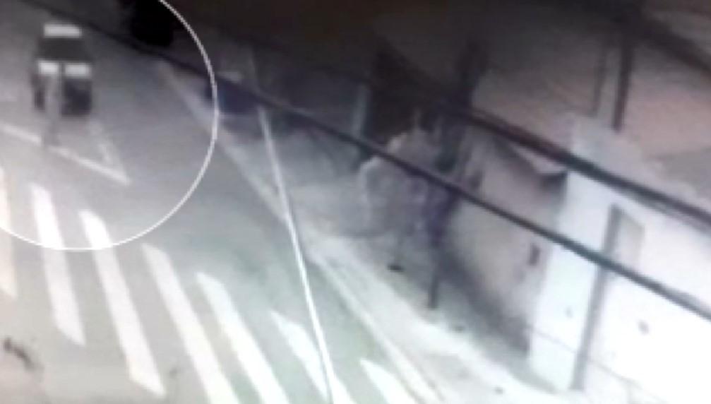 Vídeo mostra atropelamento de idosa de 78 anos em Campinas