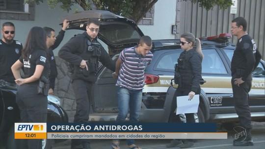 Operação da Polícia Civil de Pouso Alegre prende mais de 30 envolvidos com tráfico de drogas em MG e SP
