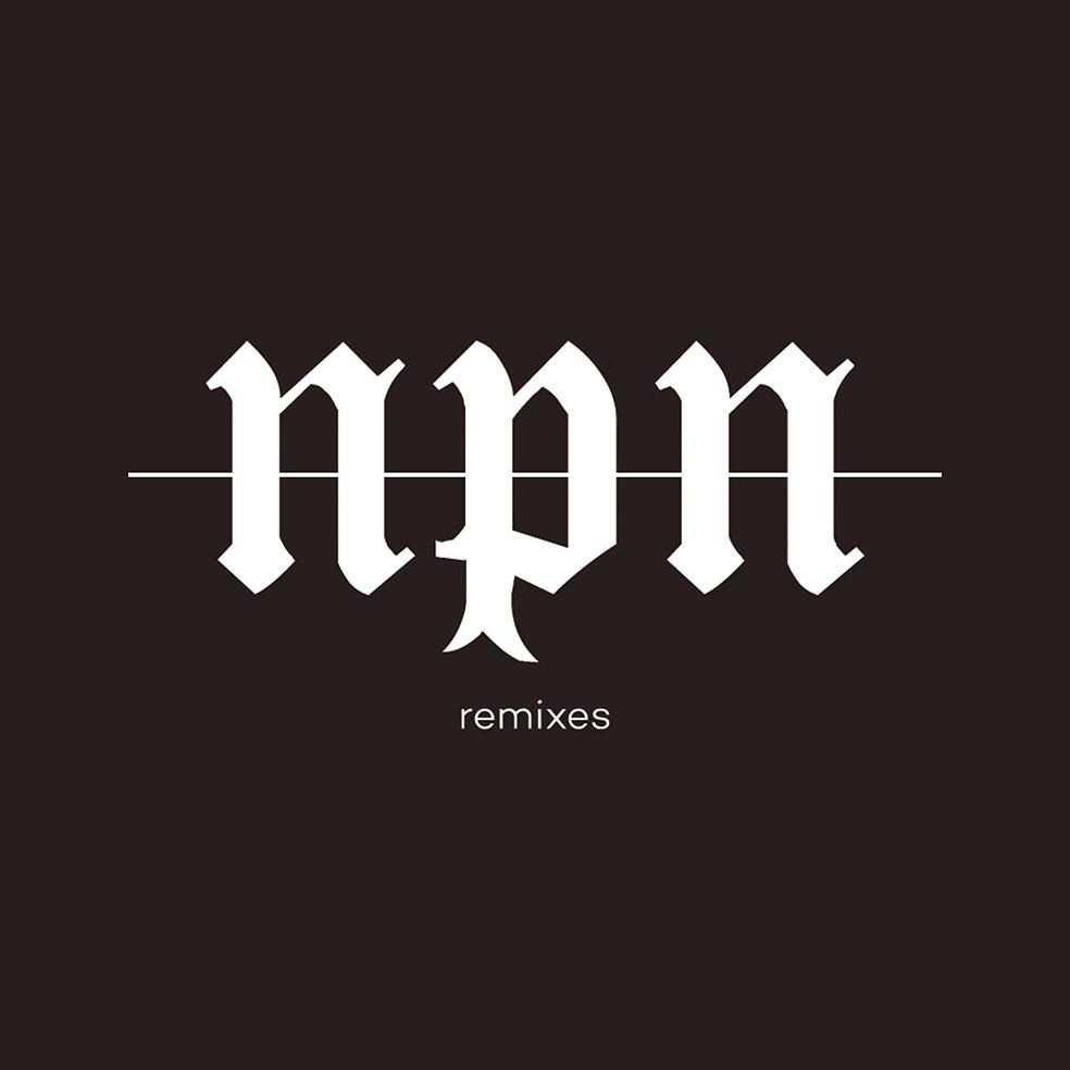 Capa do disco 'NPN Remixes', de Pabllo Vittar — Foto: Divulgação