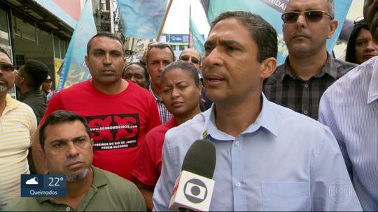 André Monteiro promete dar atenção à segurança pública na Baixada Fluminense