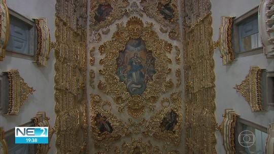 Igreja histórica passa 15 anos sendo restaurada e deve ser inaugurada no Recife