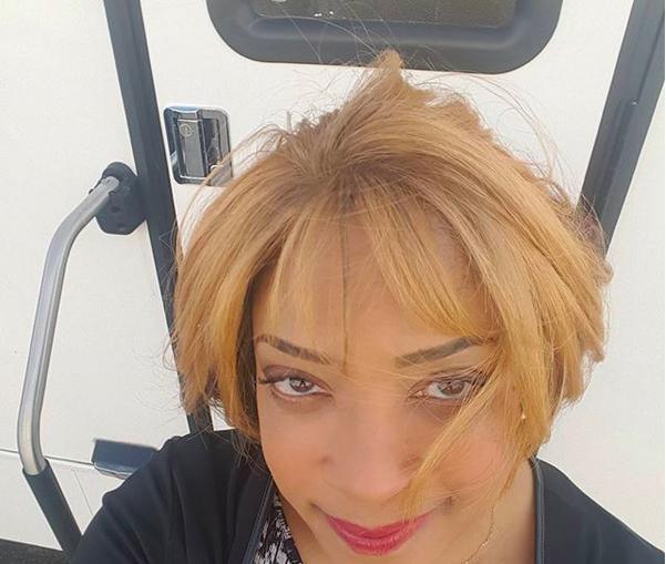 A atriz DuShon Monique Brown (Foto: Instagram)