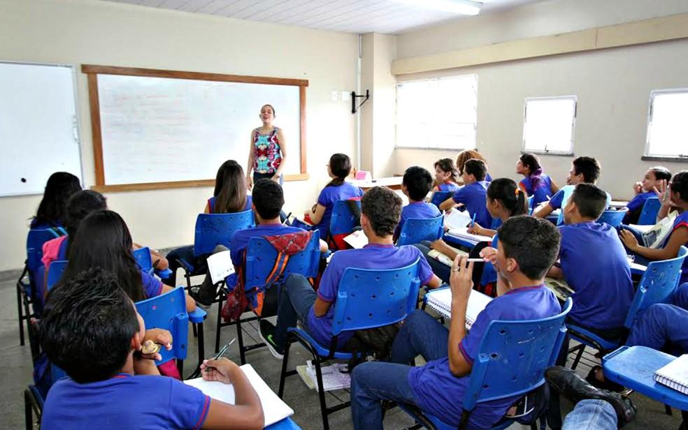 Ano letivo 2020 nas escolas da rede  estadual de ensino do AM tem início nesta quinta (6) com 440 mil estudantes — Foto: Seduc-AM/Divulgação