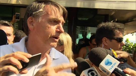 Bolsonaro desautoriza filho e descarta debater pena de morte