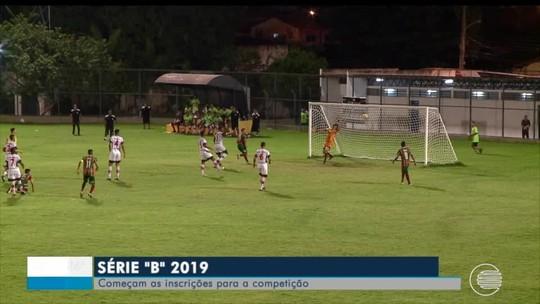 Picos e Fluminense-PI são os primeiros times a protocolar inscrição na Série B do Piauiense