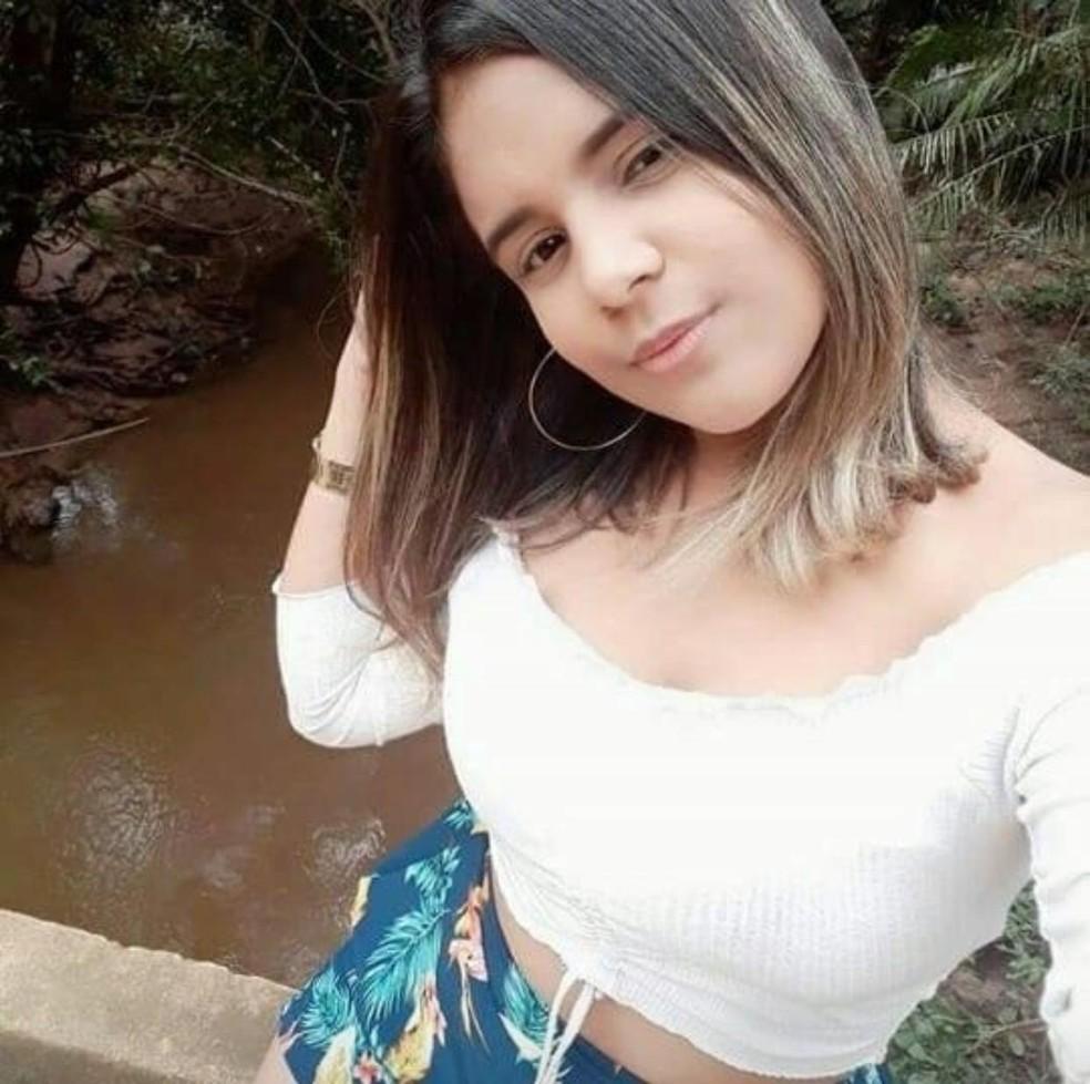 Maria Eduarda Santiago faleceu vítima da Covid-19 em Teresina — Foto: Arquivo pessoal
