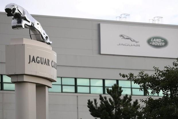 Jaguar Land Rover Fábrica  (Foto: Getty Images)