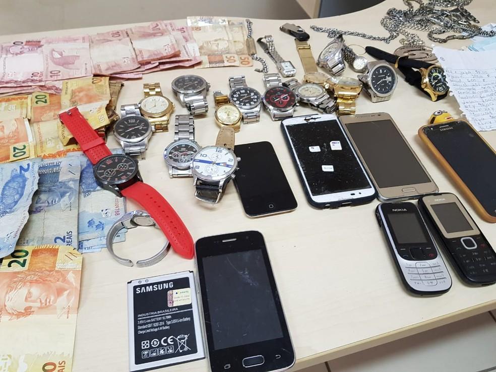 -  Ponto de tráfico de grogas é desarticulado  Foto: Polícia Civil