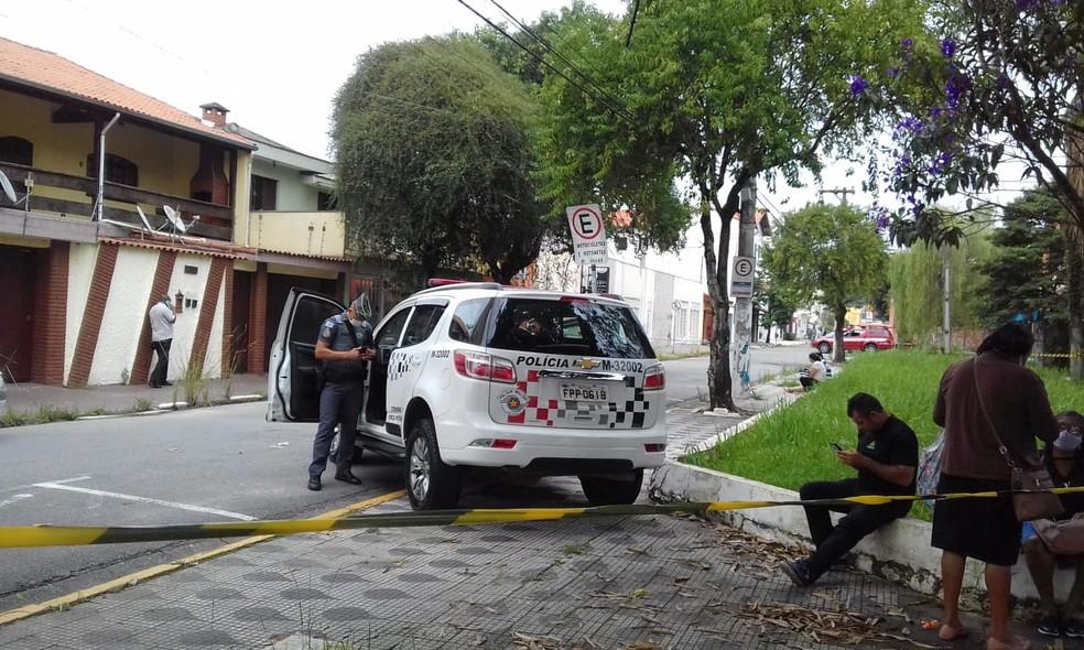 Três crianças morrem após quarto em que dormiam pegar fogo em Poá — Foto: Aniele Santos/TV Diário