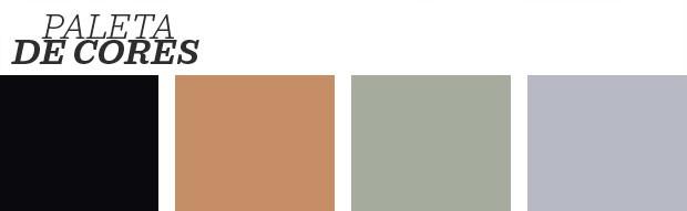 Décor do dia: cabeceira de couro no quarto de casal sofisticado (Foto: Reprodução)