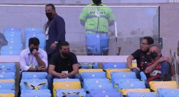 Flamengo promete denunciar torcedor do Inter que deseja oferecer dinheiro ao São Paulo: Palhaçada