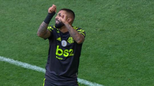 Garoto do Ninho x Menino da Vila: Jorge e Gabigol invertem papéis no duelo entre Flamengo e Santos