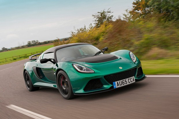 Lotus Exige Sport 350 (Foto: Divulgação)