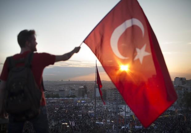 Turquia (Foto: Uriel Sinai/Getty Images)