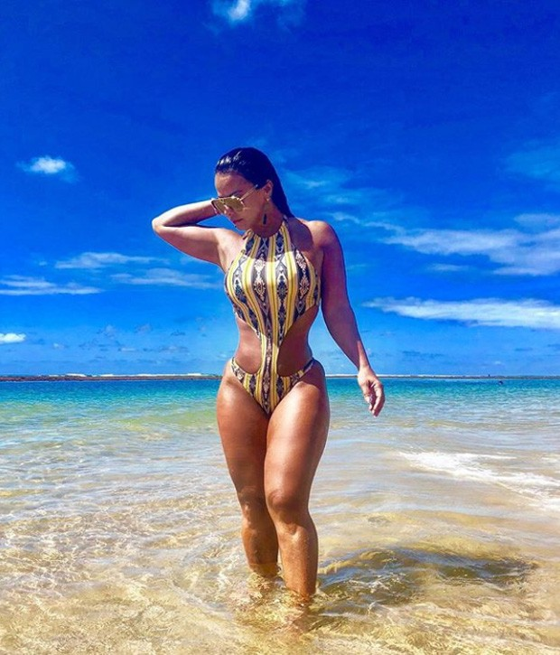 iviane Araújo (Foto: Reprodução / Instagram)
