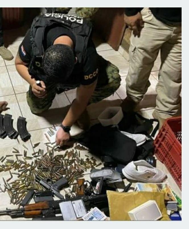 Operação de combate ao tráfico de drogas coordenada pela Polícia Civil de MG termina com sete pessoas presas no Paraguai