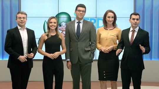 Jornalismo da TV Verdes Mares está sempre ligado no Ceará