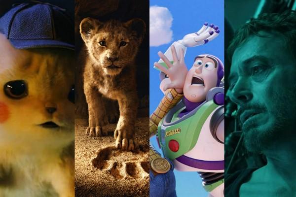 Filmes que você não pode perder em 2019 (Foto: Divulgação/Reprodução)