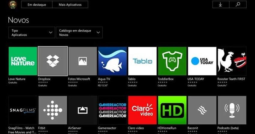 Xbox One: como usar o Dropbox para reproduzir arquivos no console