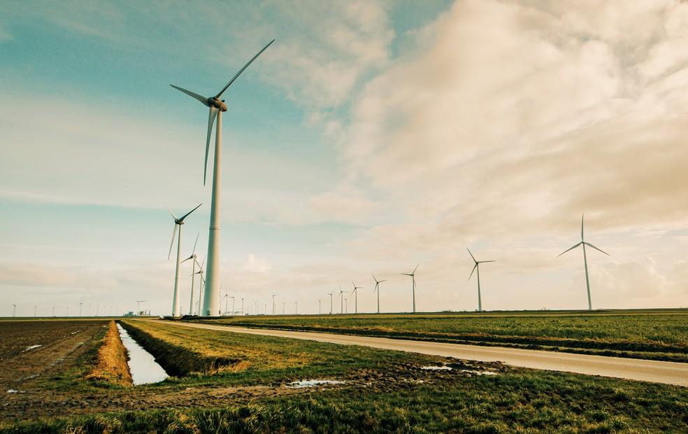 Segundo estudo, a produção de energia pela primeira vez vai custar mais e não menos — Foto: Pexels