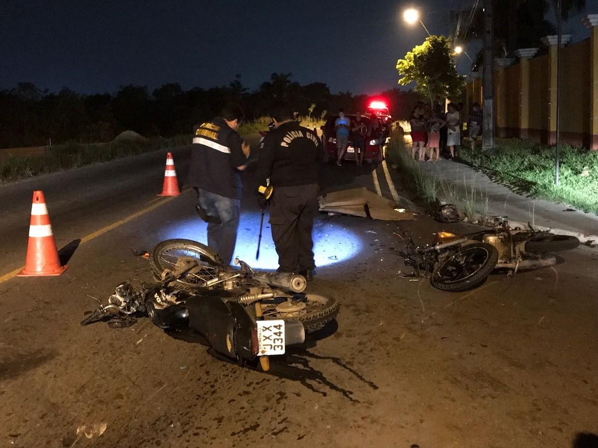 Entregador de pizza morre após colisão com motocicleta em Manaus