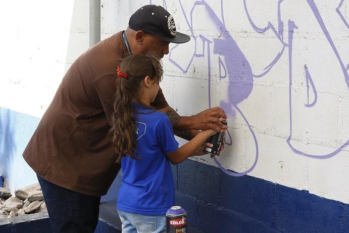 Semana Municipal do Graffiti é realizada em Uberlândia