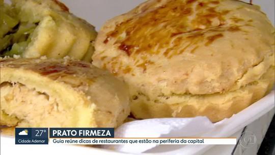Prato Firmeza: Guia gastronômico reúne dicas de restaurantes na periferia de São Paulo