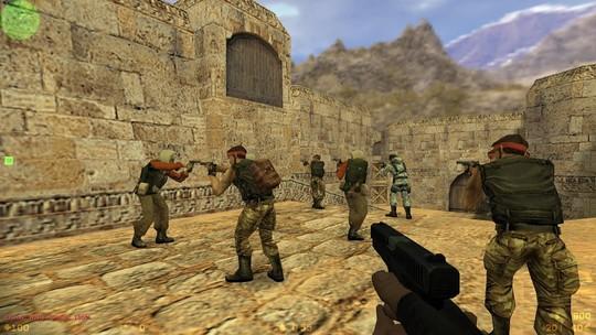 Foto: (Reprodução/Counter-Strike 1.6)