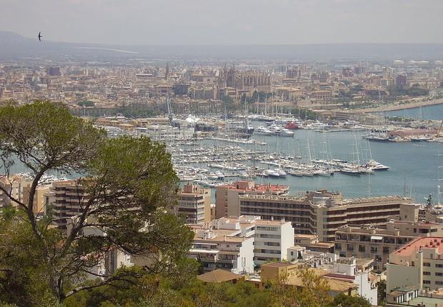 Palma de Maiorca, Espanha (Foto:  ILA-boy/Wikipedia)