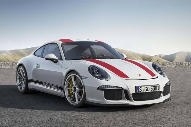Porsche 911 R foi um dos últimos a ser atrapalhado pela especulação (Foto: Divulgação)