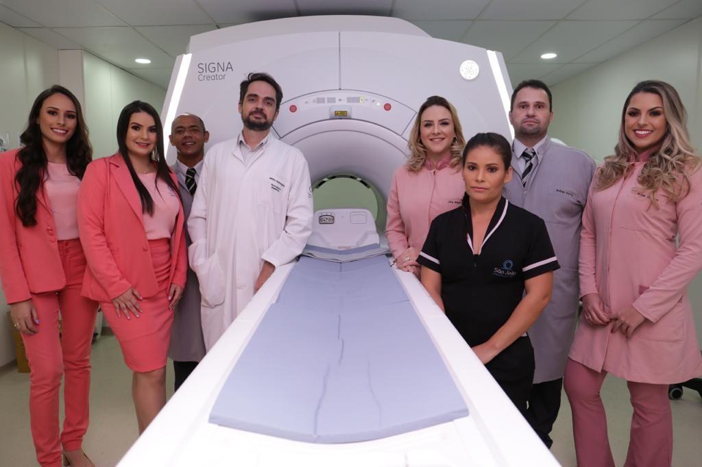 Ressonância Magnética com tecnologia de ponta e Inteligência Artificial