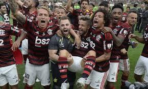 O Flamengo conquista a Libertadores, em Lima