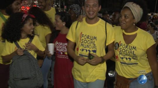 Salvador sedia até 17 de março o 13° Fórum Social Mundial
