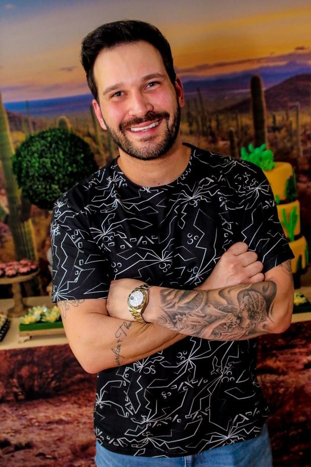 Marco Ruggiero (Foto: Thiago Duran/AgNews)