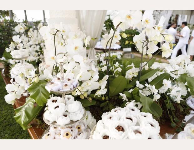 As flores (Foto: Reprodução/Instagram)