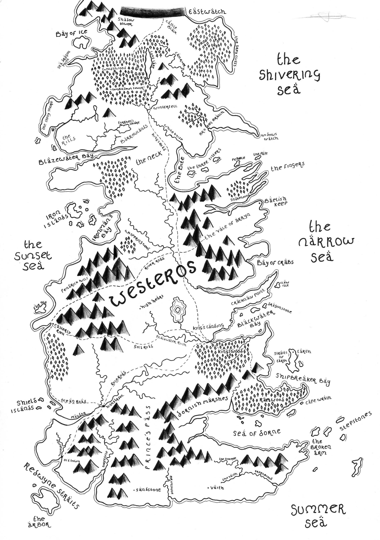 Westeros (Foto: Divulgação)
