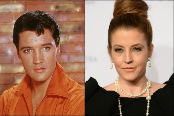 A filha única de Elvis Presley (1935-1977) se chama Lisa Marie Presley e seguiu os passos do rei do rock (Foto: Getty Images)