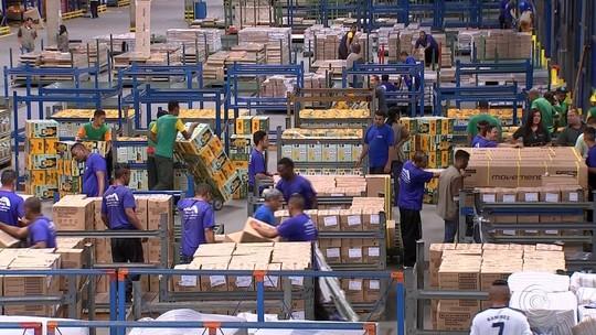 Black Friday: liquidação movimenta centro de distribuição em Jundiaí