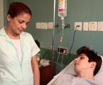 Nívea Stelmann vira enfermeira em filme | Divulgação