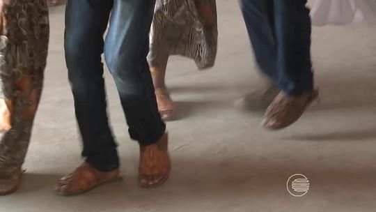 População de Campinas do Piauí mantém vivo o Samba de Cumbuca
