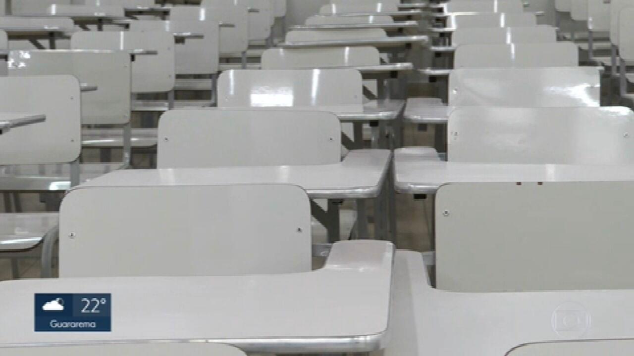 Governo de SP recomenda que escolas só fiquem abertas para quem mais precisa durante Fase Vermelha