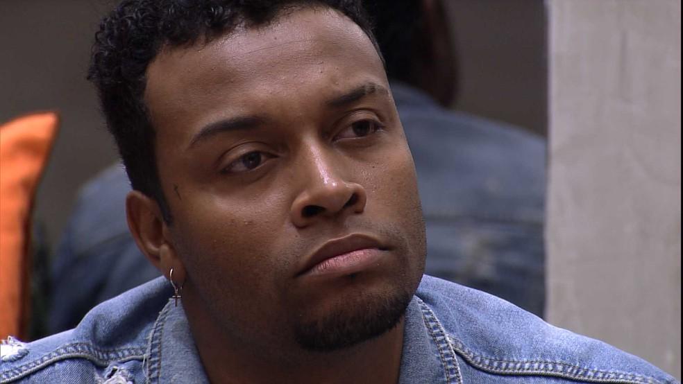 BBB21: Nego Di é o terceiro eliminado do programa — Foto: Globo