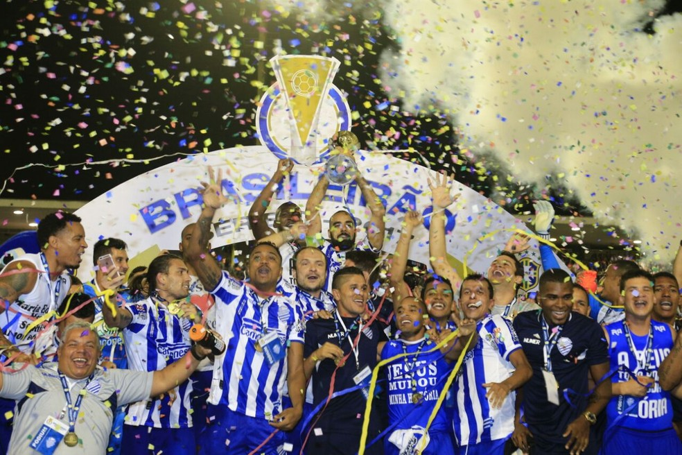 bde526cd3 ... CSA - Campeão brasileiro da Série C — Foto  Ailton Cruz   Gazeta de  Alagoas